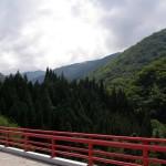 信州高山村の山々