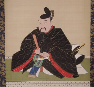 福島正則公肖像画