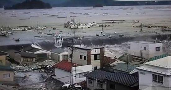 東日本大震災フリー画像